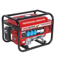 Herzberg HG-6500W: Professional Gasoline Generator