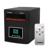 Herzberg HG-8073: Cabinet Quarts Infrared Heater