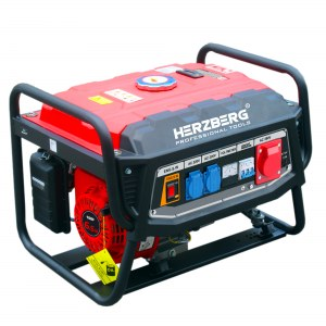 Herzberg HG-8500WX: Professional Gasoline Generator