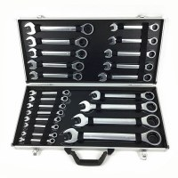 Kraftmax International KF-RS22, 22PCS Ratchet Combination Wrenches Set