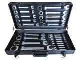 Kraftmax International KF-FS22; 22PCS Flexible Ratchet Wrenches Set