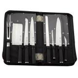 Mayerhoff MH-KN09-K: 9 Pcs Knife Set with Carry bag
