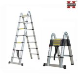 Herzberg HG-5440; Telescopic Ladder 4m 40