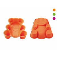 Peterhoff PH-12843 Teddy Bear Pan Orange