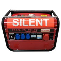 Premium Kraft PK-8500W: Professional Generator