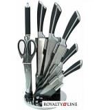Royalty-Line RL-KSS700; Knife set 8 pieces