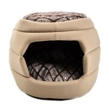 Royalty Pets CHB-002.490: Cat Foldable House - Tuur