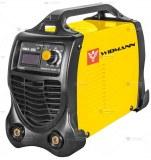 Widmann WM160WY: Heavy Duty Inverter DC Arc Welding Machine IGBT-160 Yellow