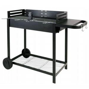 Zelfo ZL-BBQ: Portable Carbon Grill