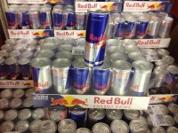 Redbull Energy Drinks 250ml Austria Origin, Coca Cola 330ml, Monster energy drinks, Fanta 330, 7UP, Sprite cans