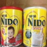 Nestle Nido Baby Milk Powder And Other Types of Milk Powder