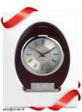 Clock factory quartz desktop clock