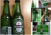 Dutch Heineken, Heineken 250ml,330ml, 500ml cans and bottles