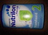 Nutricia Nutrilon Standard 2 Dutch Baby Powder 5 x 28oz (500gram) Milk Formula