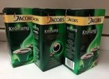 Jacobs Kronung Ground Coffee 250g, 500g