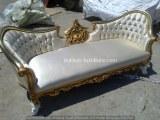 Baroque wedding sofa - antique furniture reproduction