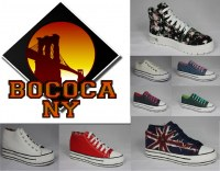 Canvas Shoes BOCOCA N.Y Spring, Summer collection 2015