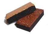 Walkway Brick Rubber Floor Tile