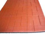 Non-Toxic Rubber Brick Surface Mats