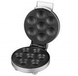 Royalty Line RL-CM1000.417.1: Cupcake Maker Silver