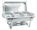 Royalty Line CFD-9.661.3; Professional Chafing Dish