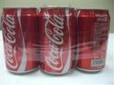 Coca-Cola 330ml can/ Coca-Cola 500 ml bottle