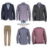 STATE OF ART MEN'S SHIRTS-8.95€/PC