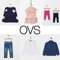 OVS AUTUMN/WINTER KIDS COLLECTION - FROM 2,95 EUR/PC