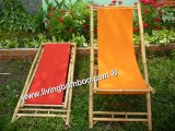Beach Chair, Relax Chair, Bamboo Chair, Folding Chair