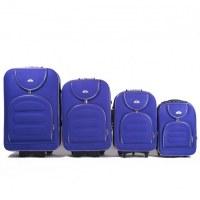 SUITCASE , 4 pcs luggage set , travel bags