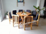 Bamboo Dining Table. Bamboo Furniture