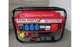 Germany Royal Kraft RK8500WE; Generator gasoline 3-phase 4.8 Kw