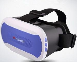 Hot Selling Virtual Reality Glasses Case Plastic Google Cardboard 3D VR BOX 2.0 Adjusta...
