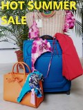 EXKLUSIVE SUMMER SALE- PREMIUM BEACHWEAR, BAGS, LUGGAGES