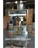 0-1000g powder bag fililng sealing and packing machine with auger filler