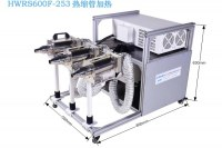 Heat shrinkable casing heating equipment Heat shrinkable tube blower with precise contr...