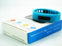 OLED Smart Health Monitoring Wristband