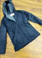 Stock of duvet jacket