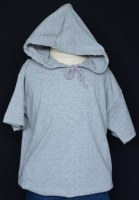 Kids Hooded Pepi T-shirt