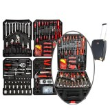 Kraft Müller KM-256;Toolbox / Toolkit, Set of 256 pieces​