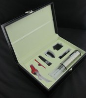 Factory Price High Quality Deluxe Leather Gift Box--LFK-017B