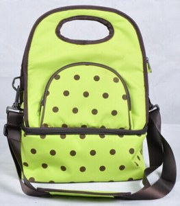 Lunch box warmer bag