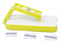 Peterhof PH-12881; 2 in 1 Cutting Board and Grate/Slicer