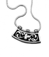 Necklace silver 925‎