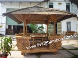 Bamboo Gazebo Beautiful and Durable