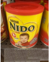 Nido 400g baby milk powder