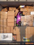 Customer returns toys and baby products load