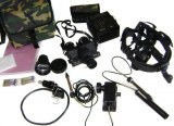 Night vision device PNV-10T tactical goggles Gen 2+ Russian Army