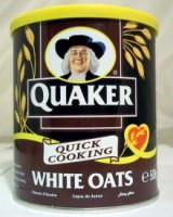 Quaker Quick cooking White oats 500 g