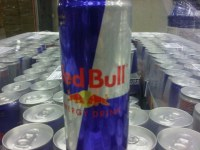 Red Bull 250ml cans